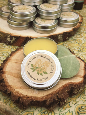 Elderflower Rose Face Balm