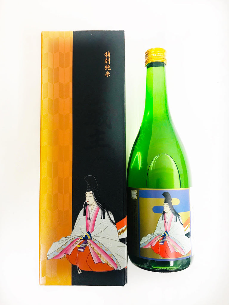 Sold out! 岩村醸造 女城主 特別純米 Lady of the Castle  Tokubetsu  720ml
