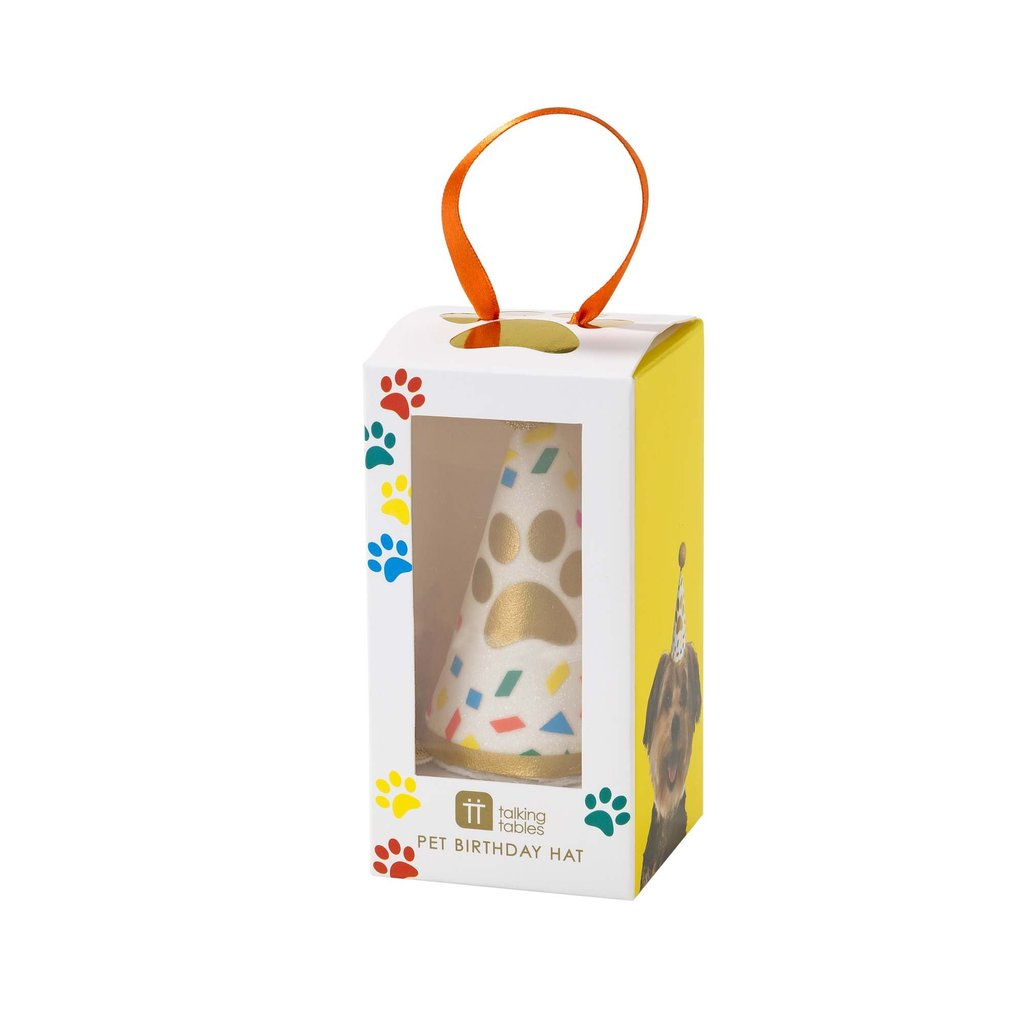 Pawty Party Mini Pet Birthday Hat