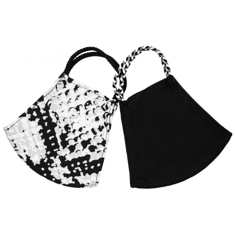 Snakeskin - 2 Pack of Pomchies Masks