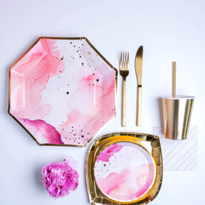 Pretty in Pink, Charger Plate