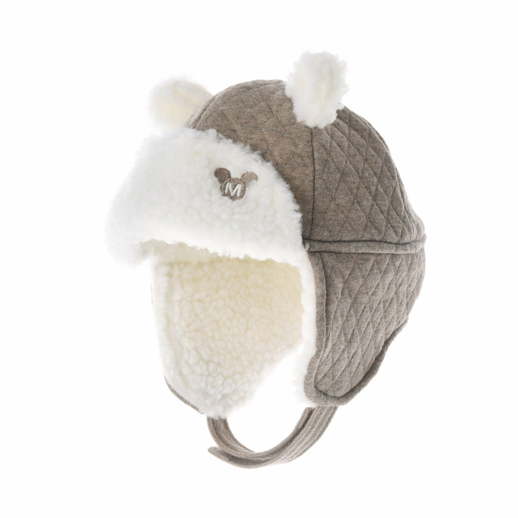 Infant Baby Winter Earflap Cap Beanie Toddler Sheep Hat