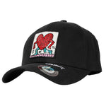 Baseball Cap Keith Haring Pop Art Heart Patch Hat