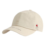 Keith Haring Baseball Cap Cotton Heart Lettering Hat