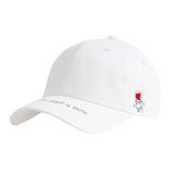 Keith Haring Baseball Cap Cotton Heart Lettering Hat CR11286