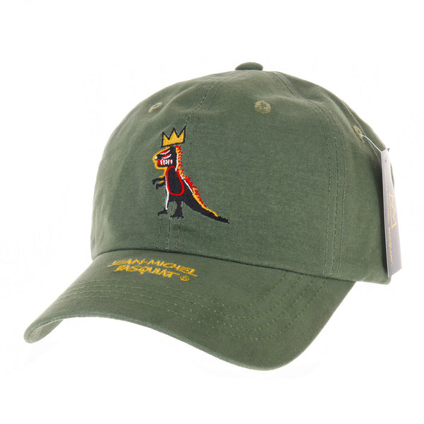 Baseball Cap Jean-Michel Basquiat Pez Dispenser