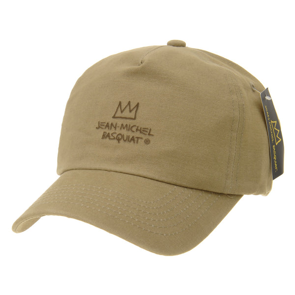 Baseball Cap Jean-Michel Basquiat Crown Simple Hat