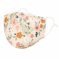 Cotton Face Floral Bandana Filter Pocket Multiple Layers Mask DN1035