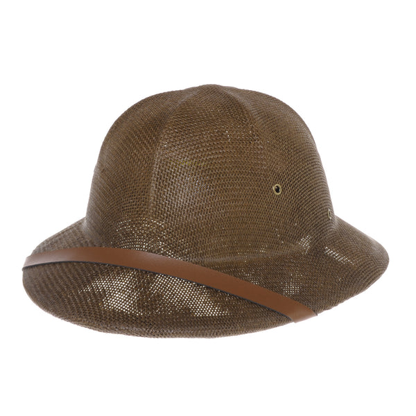 Jungle Safari Hat Pith Meshed Helmet Boonie Bush