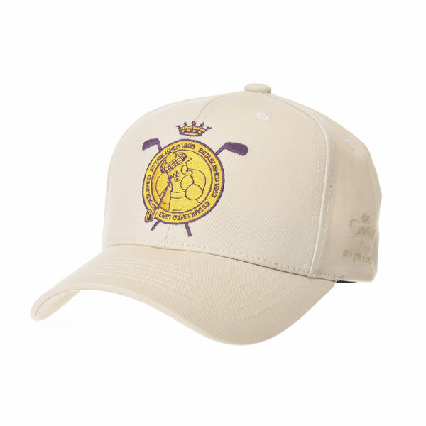 The Simpsons Baseball Cap Golf Homer Embroidery Hat