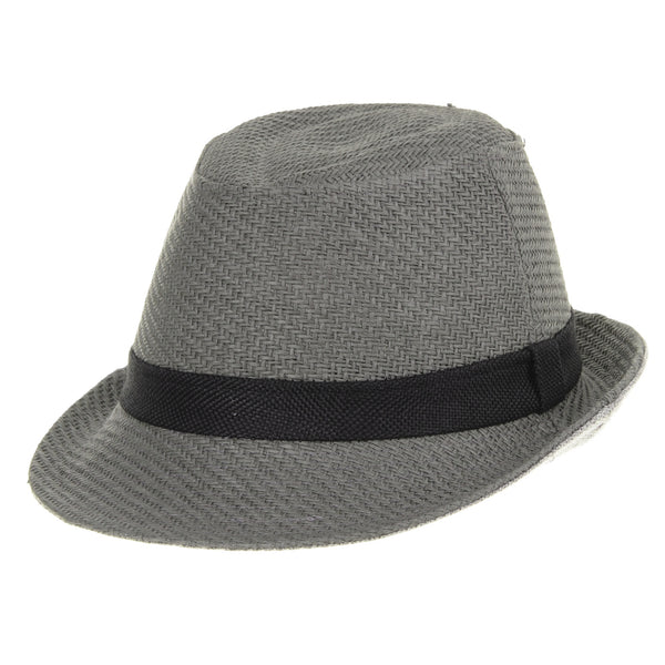 Fedora Hat Summer Cool Straw Pastel Color LD6370