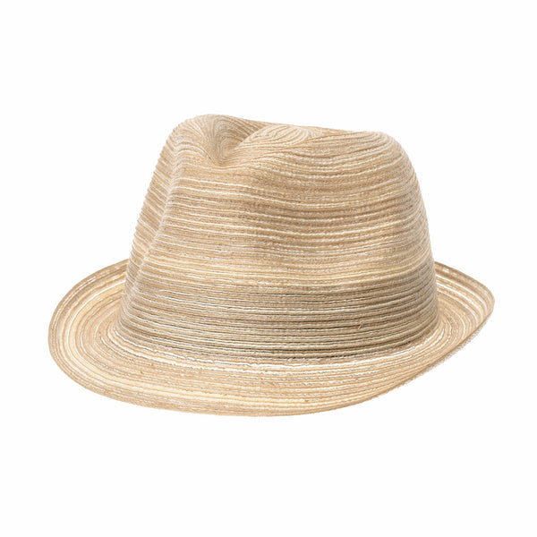 Fedora Hat Summer Bocasi Simple Plain Seamless Unique Hat