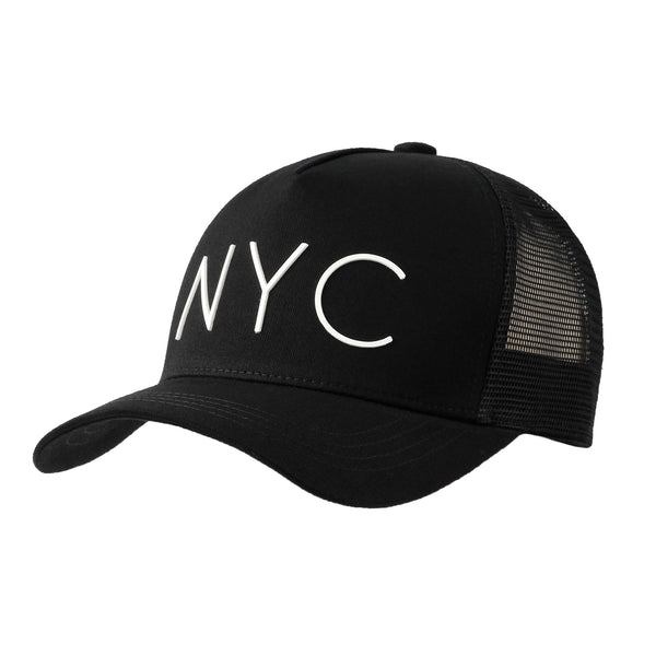 NYC Hat New York City Meshed Adjustable Baseball Cap