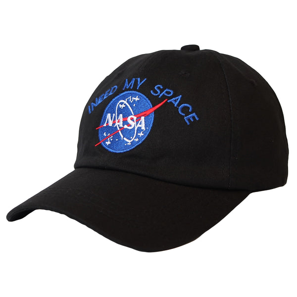NASA Baseball Cap Embroidery Patch Dad Trucker Hat