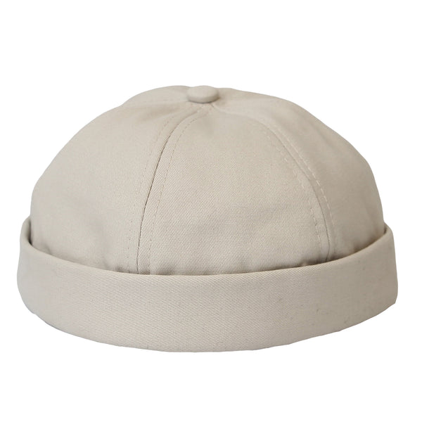 Watch Cap Beanie Cotton Docker Brimless Harbour Hat