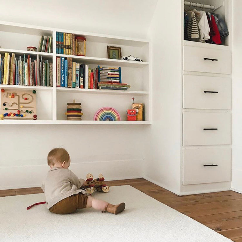 It's Here! The Ultimate Guide to Playroom Organization