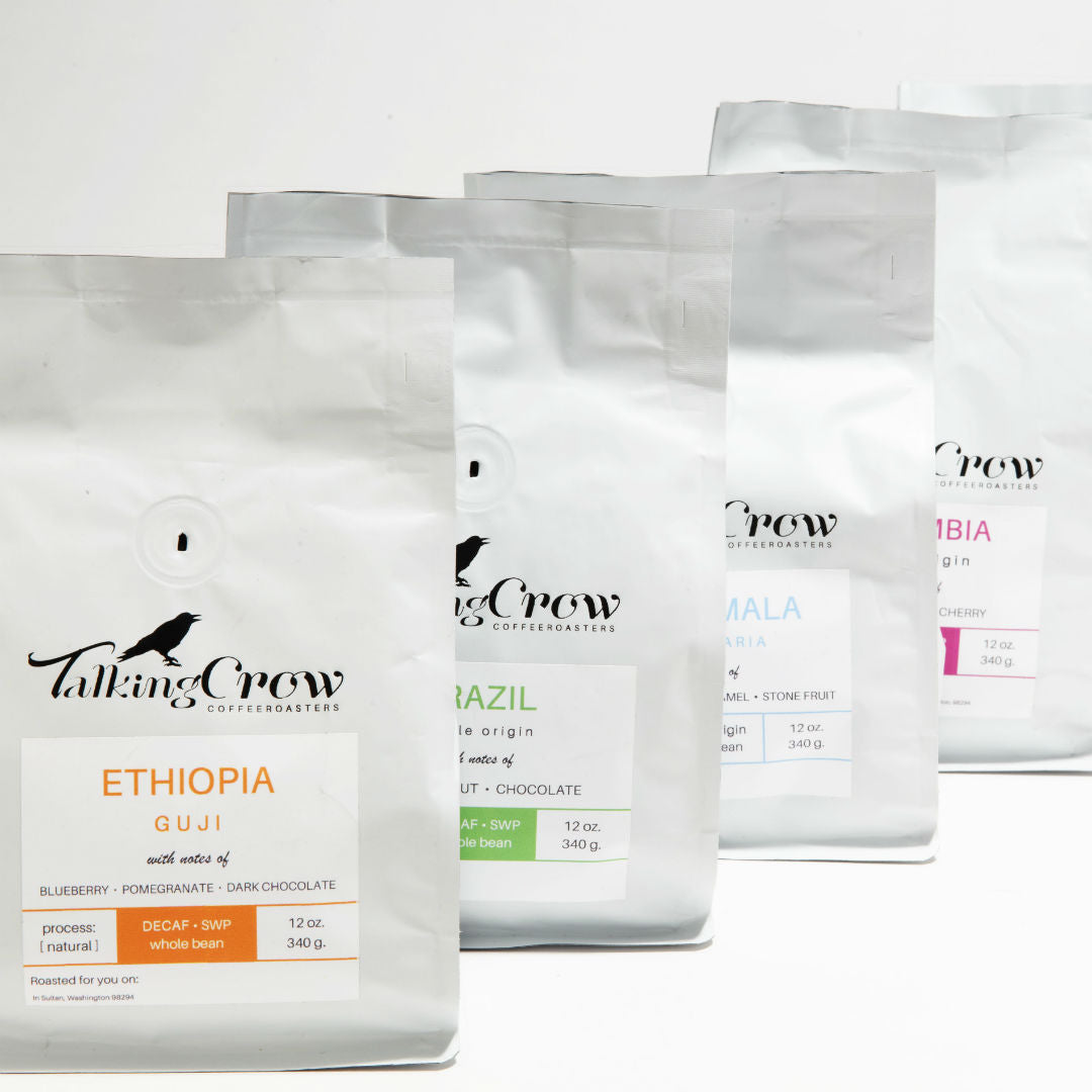 Image of Talking Crow product bags