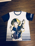 Rio (Gitadora) Sports Mesh T-Shirt