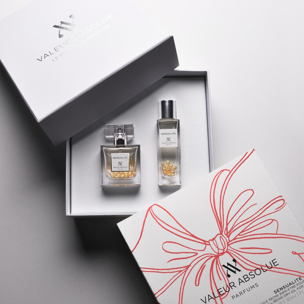 Valeur Absolue Gift Set, Sensualite