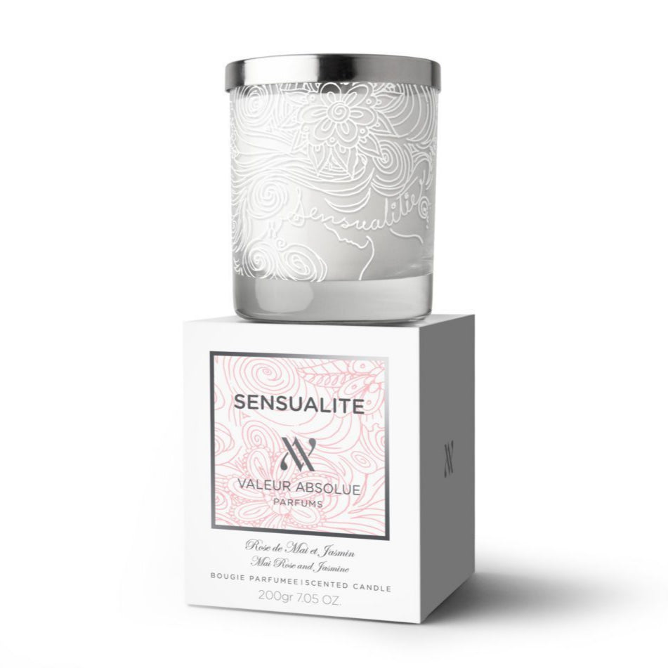 Valeur Absolue Sensualité Scented Candle
