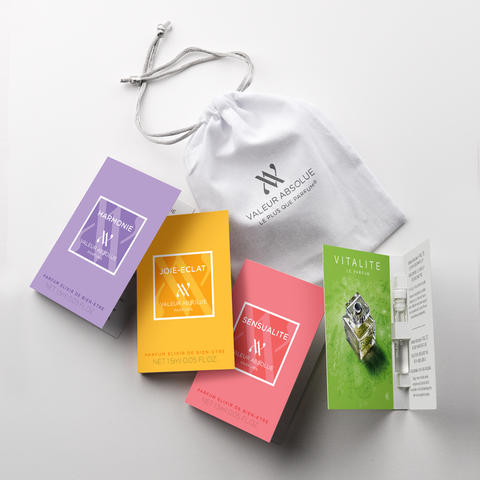Fresh Scents Sample Kit