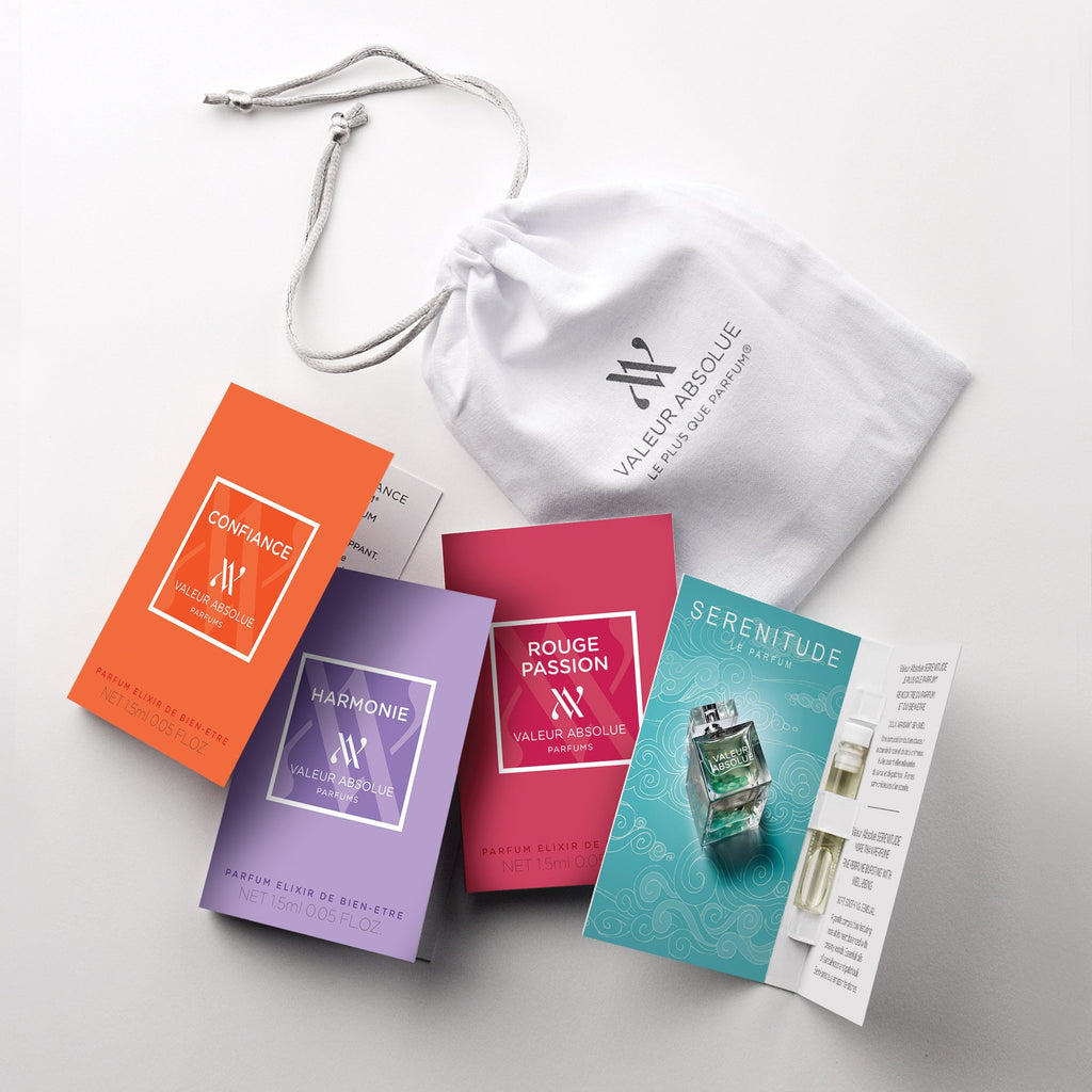 Valeur Absolue Warm Scents Sample Kit
