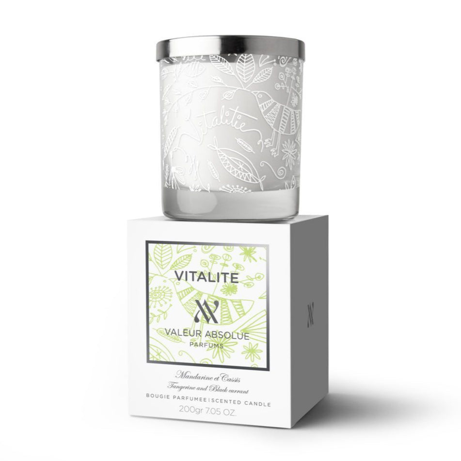 Valeur Absolue Vitalité Scented Candle