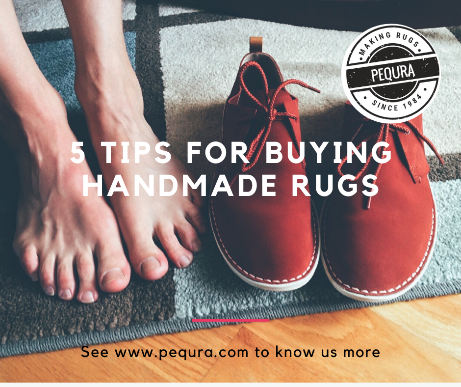 5 Buying Tips for Handmade Rugs