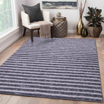 Natural Grey, Hand-woven, Wool PEQURA Rug