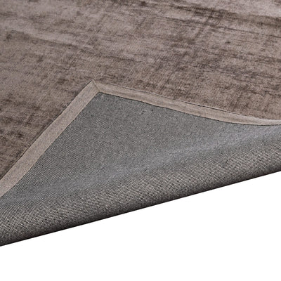 Beige, Abstract, Solid, Rectangle PEQURA Rug