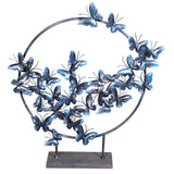 BUTTERFLY ROUND TABLE DECOR