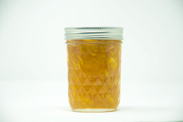 Ginger Peach Preserve