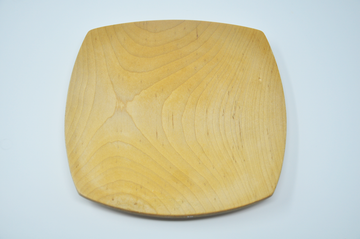 Hard Maple Plate (Small)