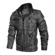 Dark Rider Leather Jacket