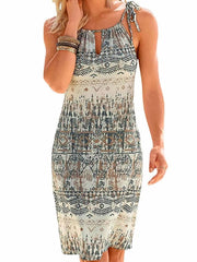 The Feminine Summer Irregular Bodycon Dress