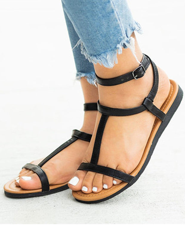 Casual Comfortable Strap Women Sandals