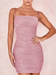 Straps Bodycon Dresses