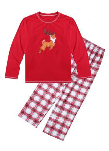 2019 Christmas Printed Parent-children Match