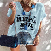 HIPPLE SOUL Printed T-shirt