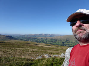 "A WALK IN DENTDALE with a story about the ""TERRIBLE KNITTERS OF DENT"""
