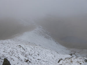 Low Cloud on Harter Fell