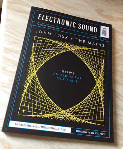 Electronic Sound magazine April 2020