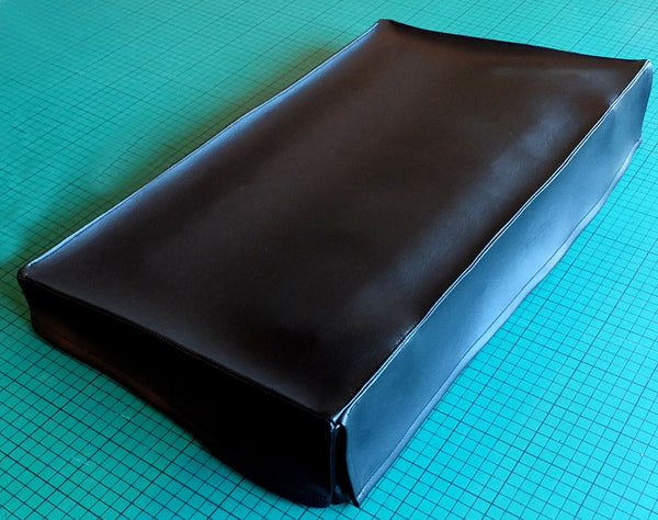 Yamaha DX100 Synthesizer Dust Cover In Black Vinyl