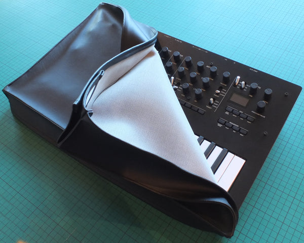 Korg Minilogue Vinyl Synth Keyboard or Module Dust Cover (fits both keyboard versions)