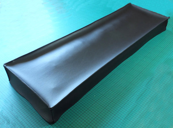 Roland Juno 6 Synthesizer Dust Cover In Black Vinyl