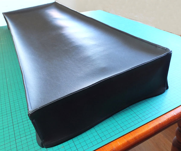 Roland JX3P Synthesizer Dust Cover In Black Vinyl