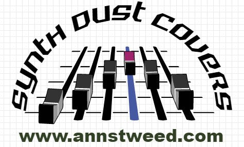 Synth Dust Covers