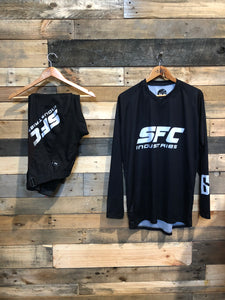 SFC INDUSTRIES BLACK MX JERSEY