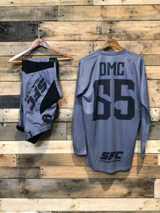 SFC INDUSTRIES GREY LORD MX JERSEY