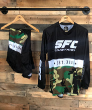 Load image into Gallery viewer, SFC/DMK CAMO MX JERSEY